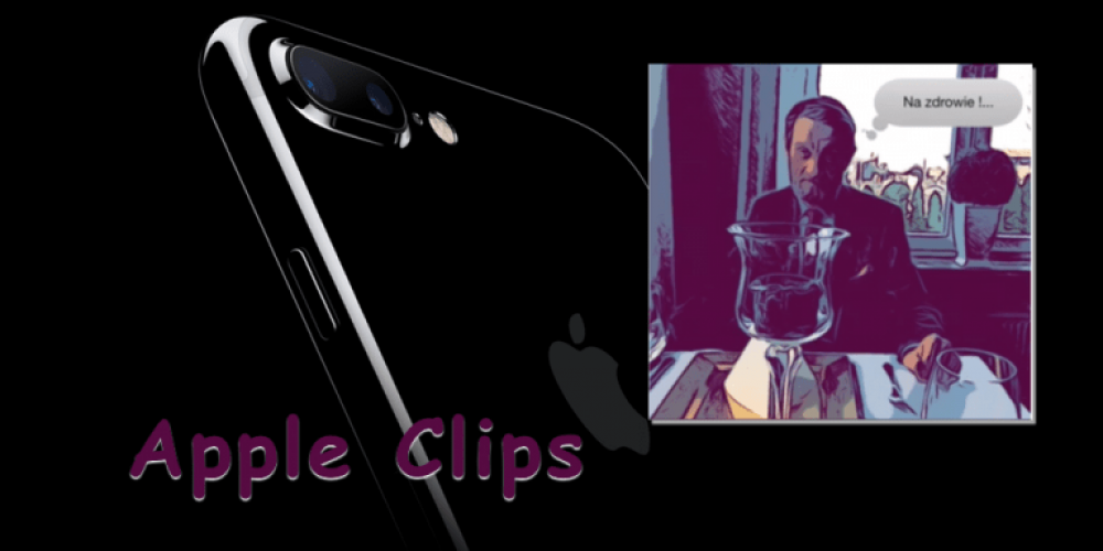 Apple Clips